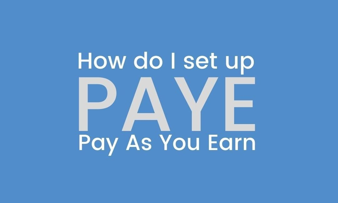 How do I set up a PAYE Scheme?
