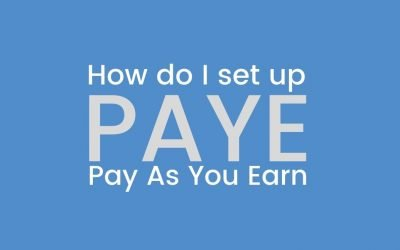 How do I set up a PAYE Scheme?