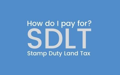 How do I pay Stamp Duty Land Tax?