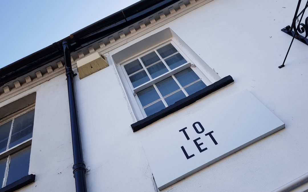 5 Things to think about if you want to let a property in the UK
